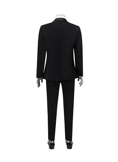 Tween Takım Elbise Siyah